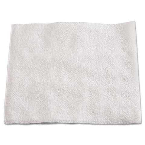 1/4-Fold Lunch Napkins, 1-Ply, 13″ x 10″, White, 500 Per Pack, 12 Packs Per Case
