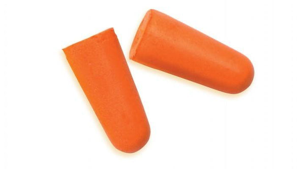 32DB Orange Uncorded Ear Plugs - 200 Pair/Box