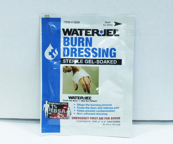 Water-Jel Burn Dressing, 2