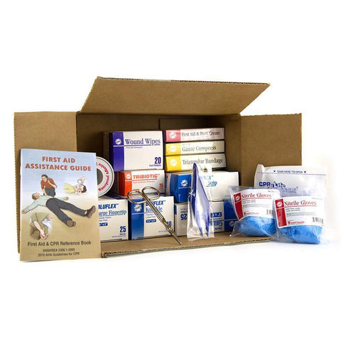 First Aid Refill for GPS FA-049 Food Service Kit