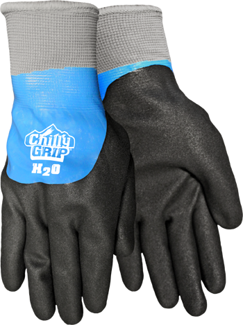 Chilly Grip® H2O Waterproof Gloves - Mens Sizes M-XXL