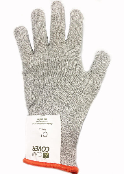 C1 Cut Resistant Glove, 13GG, Gray, Sizes S - XL, Sold By Each