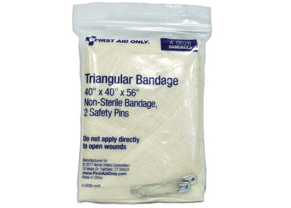 Triangular Bandage, 40