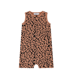 Abstract Animal Kids Shortie - Little Oeuf
