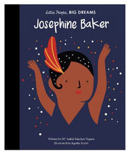 Josephine Baker  - Little People, BIG DREAMS Hardcover - Little Oeuf