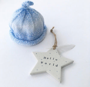 Newborn Baby Knot Hat - Little Oeuf