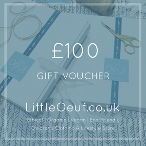 Gift Cards From £10 - Little Oeuf