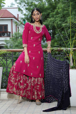 Classic Tunic with Gharara