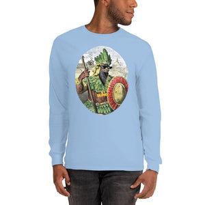 Men's Long Sleeve Montezuma Life Shirt - ORIGINEMen's Long Sleeve Montezuma Life ShirtORIGINE