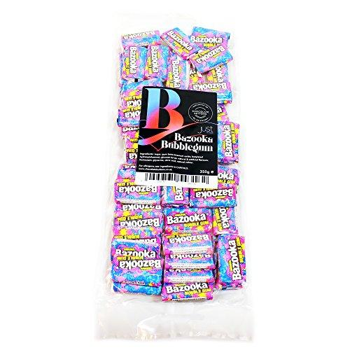 Just Treats Bazooka Bubblegum (Pack of 50 Share Bag)