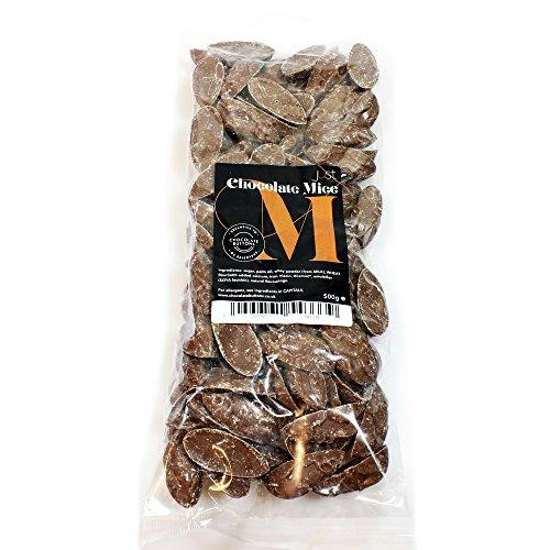 Just Treats Chocolate Mice (500g Share Bag)
