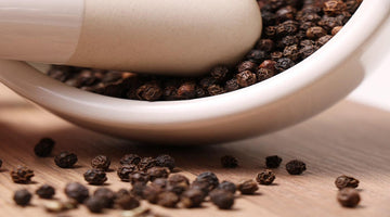 The Benefits of Black Pepper Extract