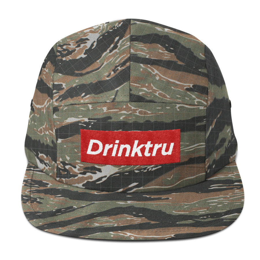 Five Panel Cap - DrinkTru.com
