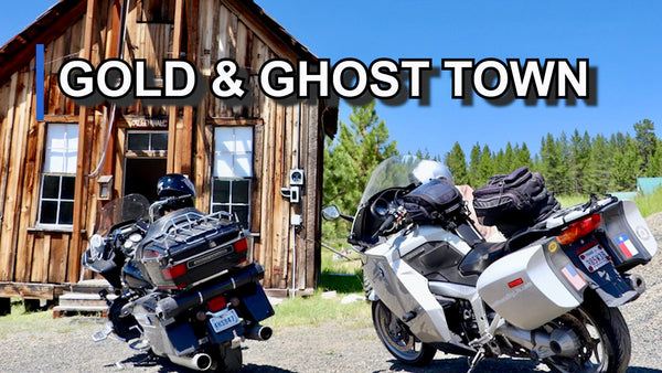 GOLD & GHOST TOWNS -Is This the Best Kept Secret in Oregon?