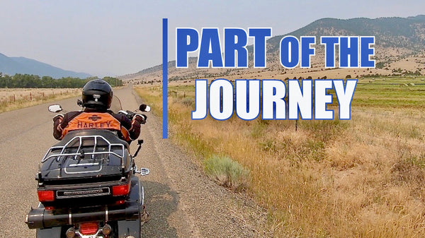 Motorcycle Travel Day - TROUBLE ON THE ROAD