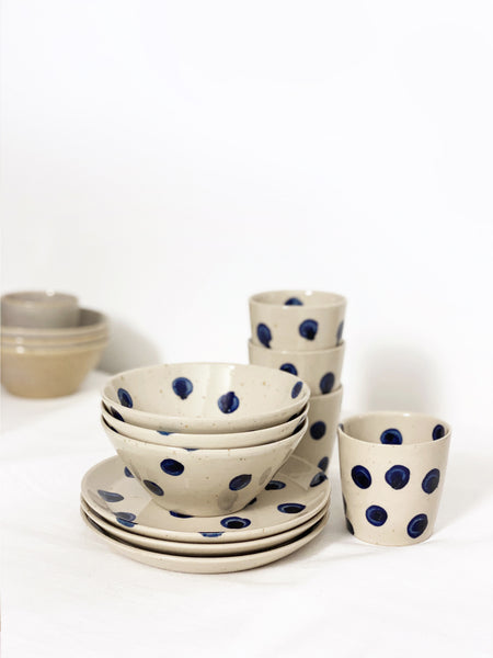 Small plate, Polka Dot