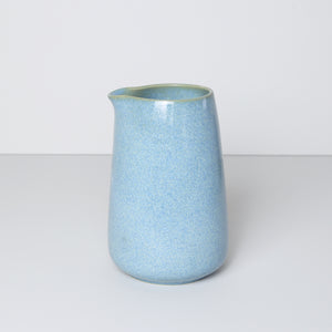 Milk Jug, Tropicana Blue