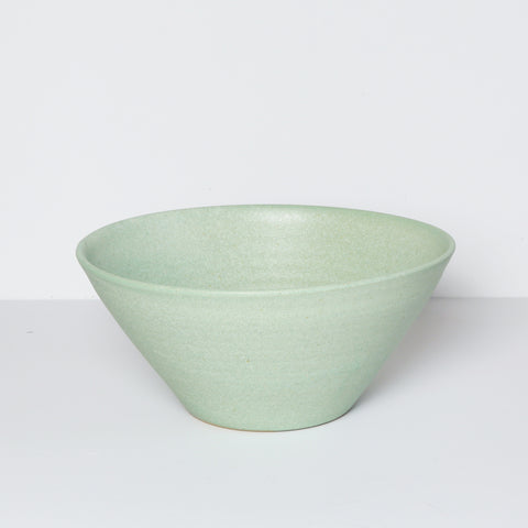 Medium Bowl, Spring Green