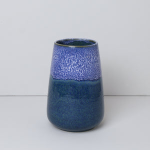 Small Vase, Blue Coast