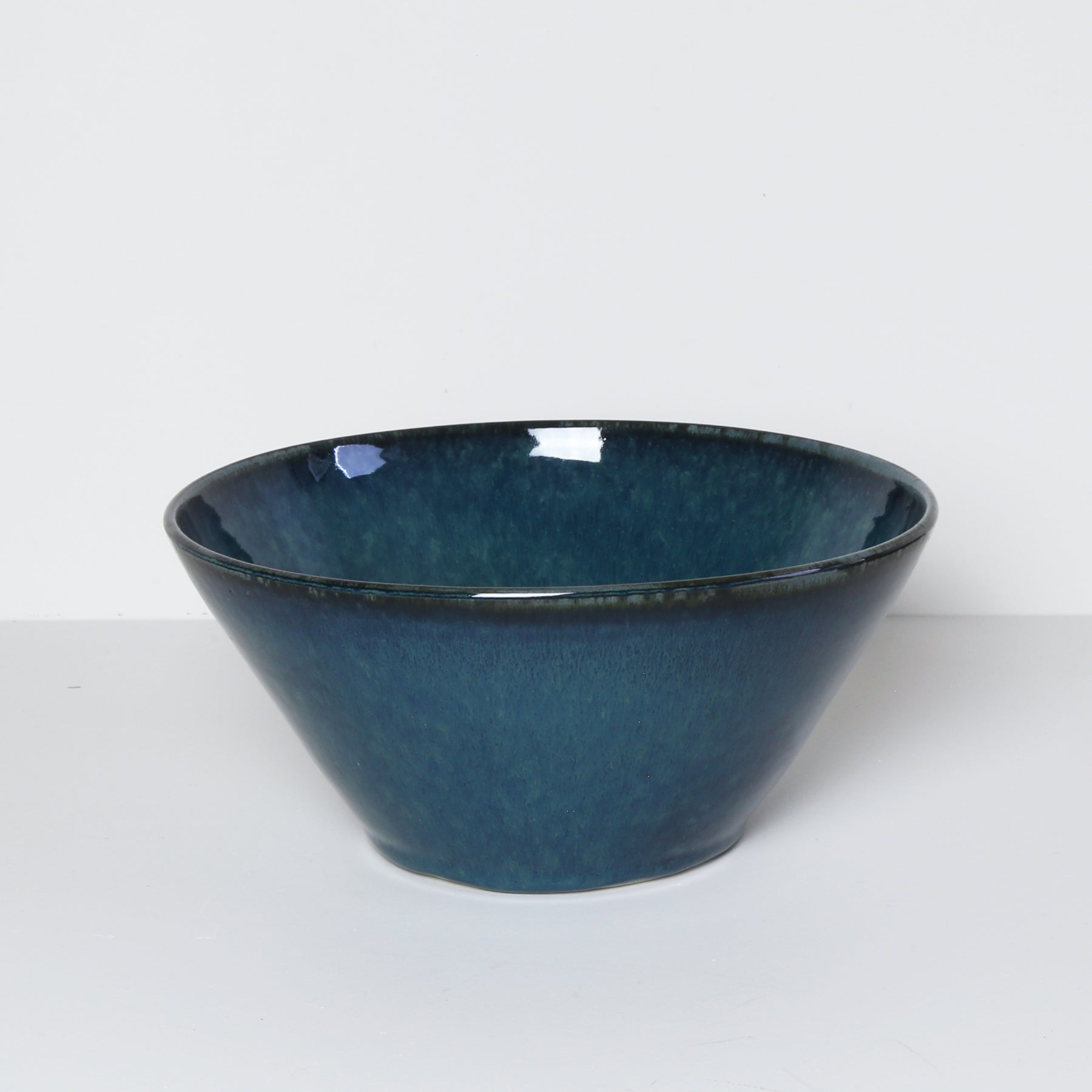 Medium Bowl, Petroleum