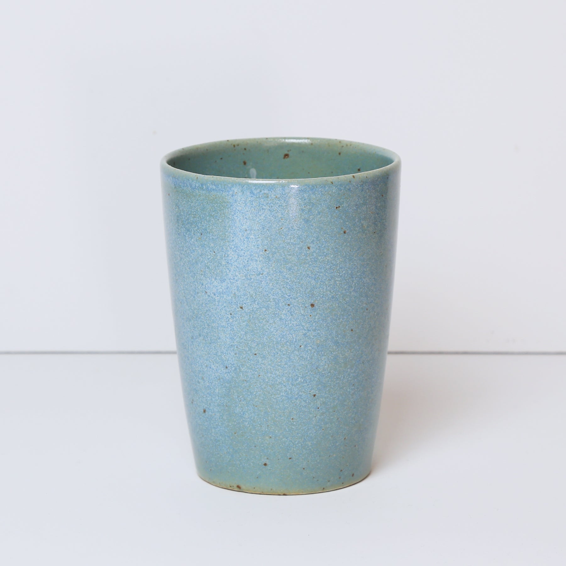 Tall Cup, Tropicana Blue