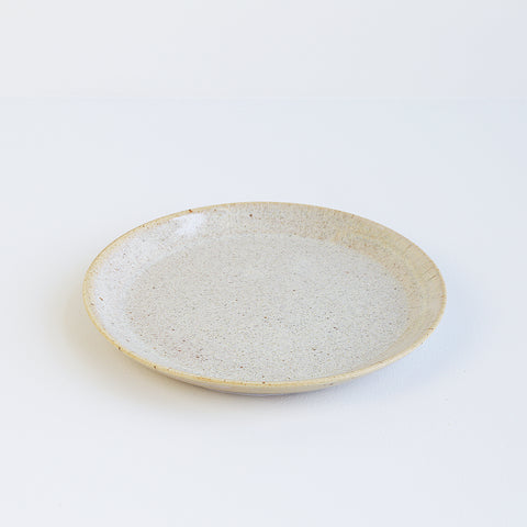 Small Plate, Oatmeal