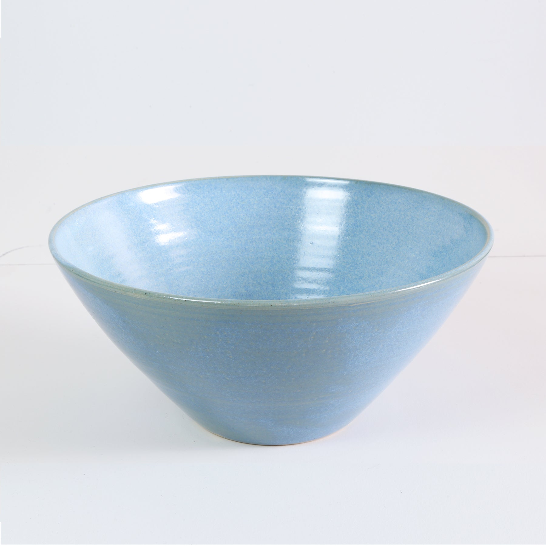 Large Bowl, Tropicana Blue