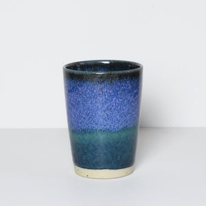 Tall Cup, Blue Coast