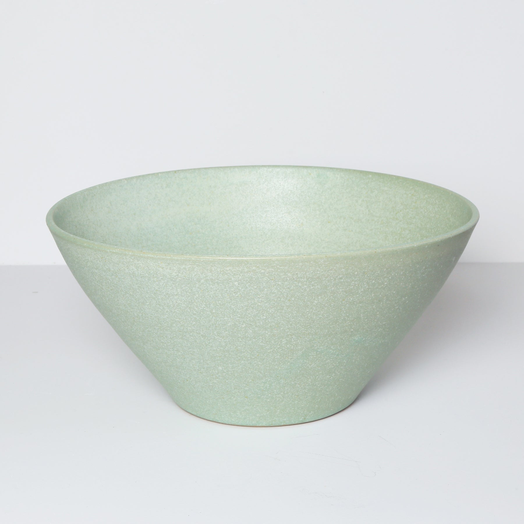 Large Bowl, Spring Green
