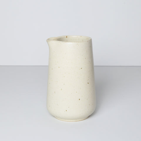Milk Jug, Creamy White