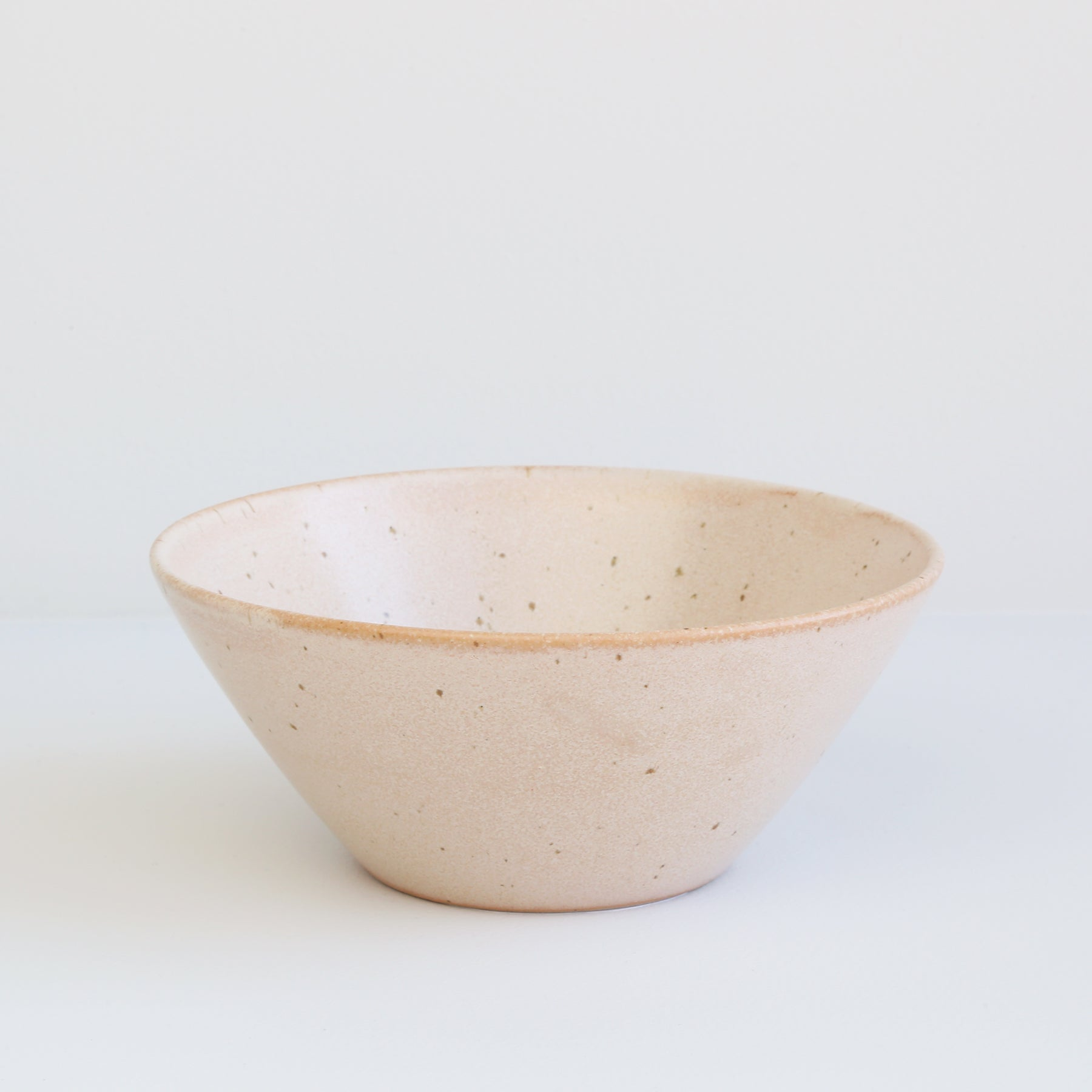 Small Bowl, Old Rose