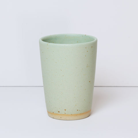 Tall Cup, Spring Green
