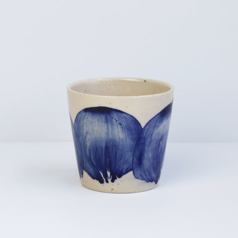 Original Cup, Blue Brush