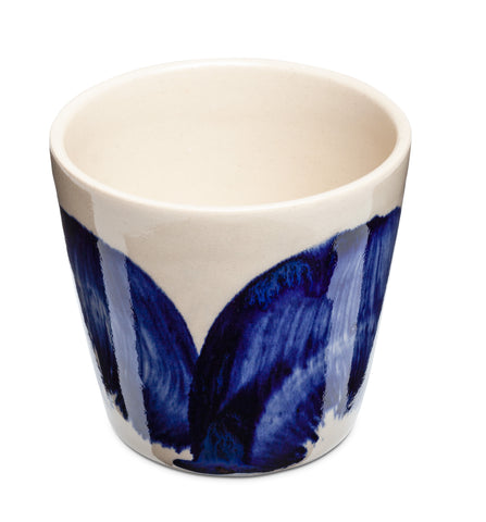 Original Cup-deco, Blue Brush