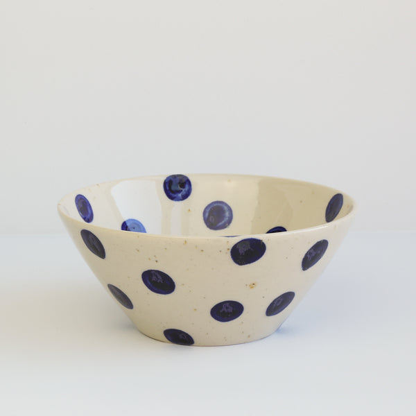 Small Bowl, Polka Dot
