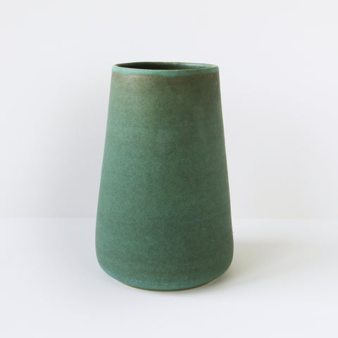 Small Vase, Green Forest