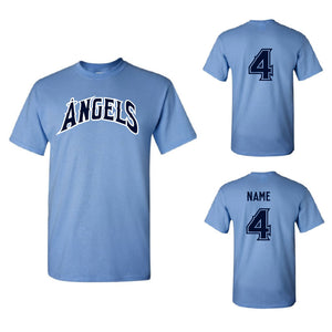 Angels Cotton Tee (Youth)