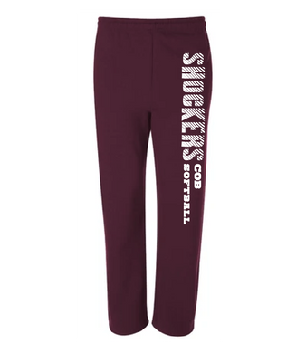 Shockers Softball Sweat Pants