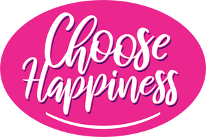 Choose Happiness Decal