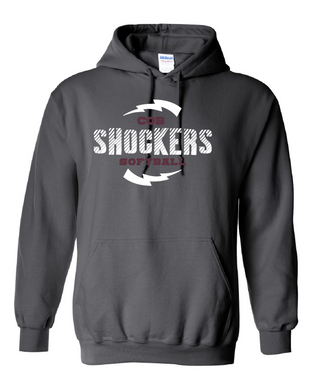 Crack of the Bat - Shockers Hoodie