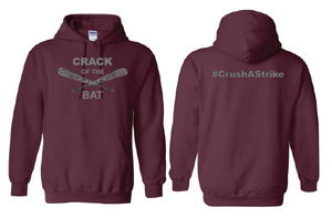 Crack of the Bat - Youth 50/50 Hoodie