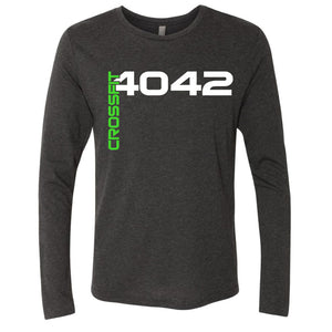 CF 4042 Long Sleeve Tri-Blend Tee