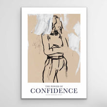 Load image into Gallery viewer, The power of confidence No. 2