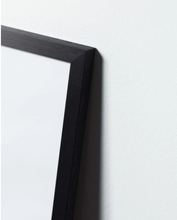 Load image into Gallery viewer, Frame in Black Painted Oak