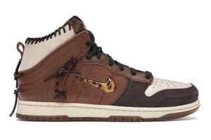 Nike Dunk High Bodega Legend Fauna Brown