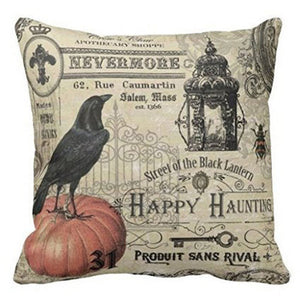 Victorian Vintage Decorative Cushion Cover