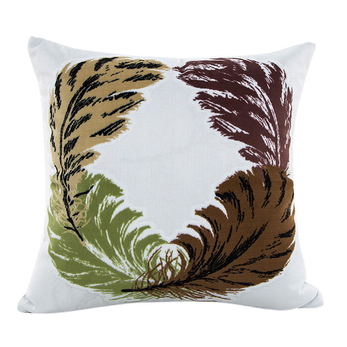Multi Feathers Cushion Cover (3 Designs)