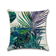 Plant Theme Cushion Covers