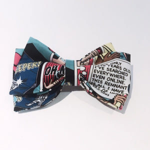The Comic Bow Tie