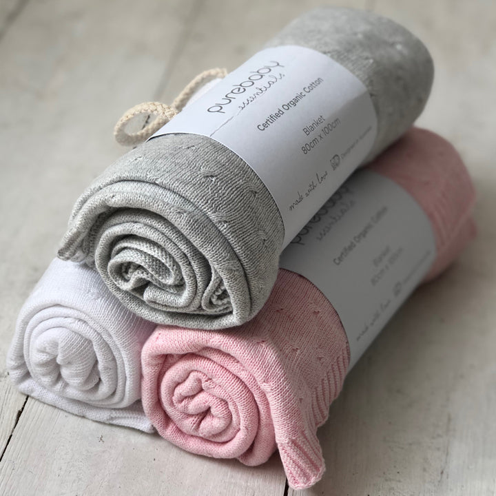 Baby blanket gifts